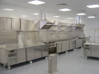 Catering production unit