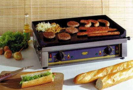 Rollergrill PSE 600 Griddle