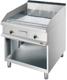 Whirlpool AGB 557/WP Gas Freestanding Griddle