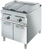 Whirlpool AGB 561/WP Gas Lava Rock Grill