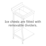 IMC F2 Bar System Ice Chests