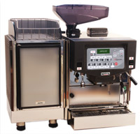 Mantaya Maestro Bean to Cup Coffee Machine