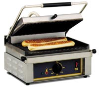 Rollergrill Panini Contact Grill