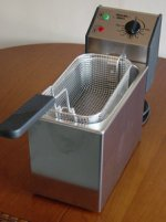 Rollergrill FD 80 Countertop Fryer