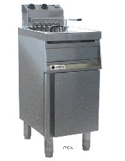 Monarch FPE3L Single Pan Fryer