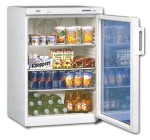 Liebherr UKS1801 Glass Door Fridge